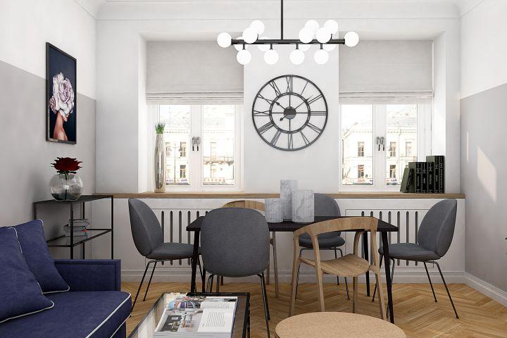 Дизайн интерьера - 1422402