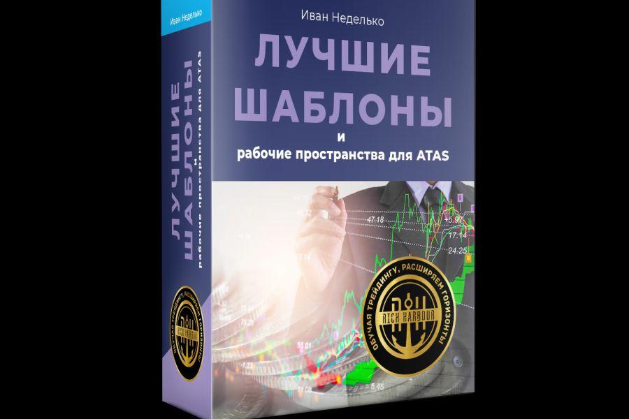 Продаю: Лучшие шаблоны графиков для ATAS от Богатой Гавани