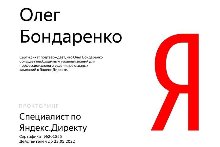 Настройка и ведение Яндекс.Директ - 1486709