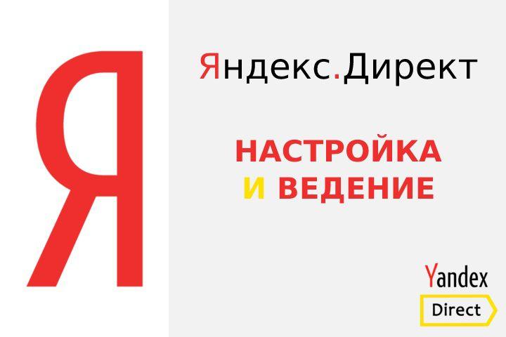 Настройка и ведение Яндекс.Директ - 1489743