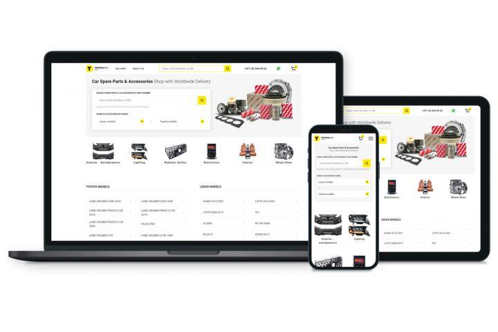 """Разработка интернет-магазина """"под ключ"""" с шаблонным дизайном - 1501350"""