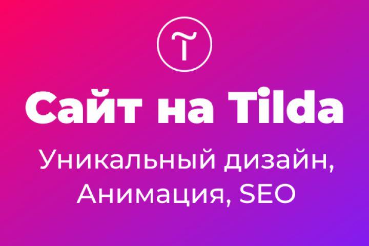 Сайт на Tilda - 1552812