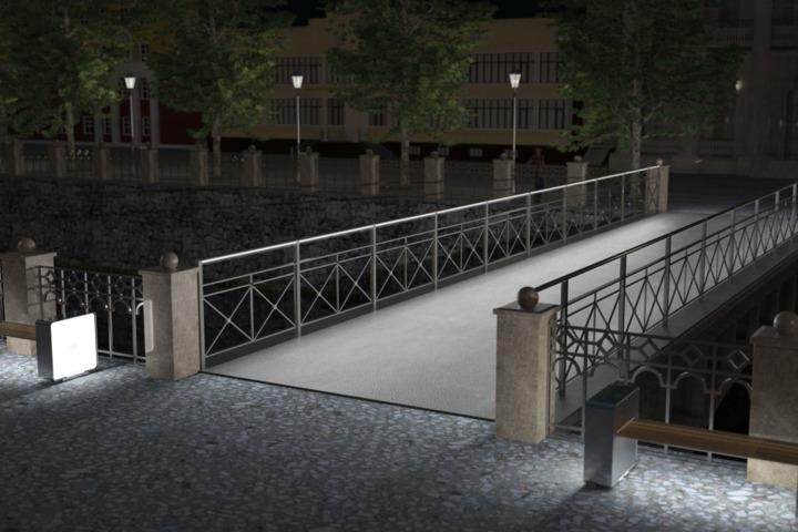 Разработка КД и моделирование объектов уличного благоустройства - 946857