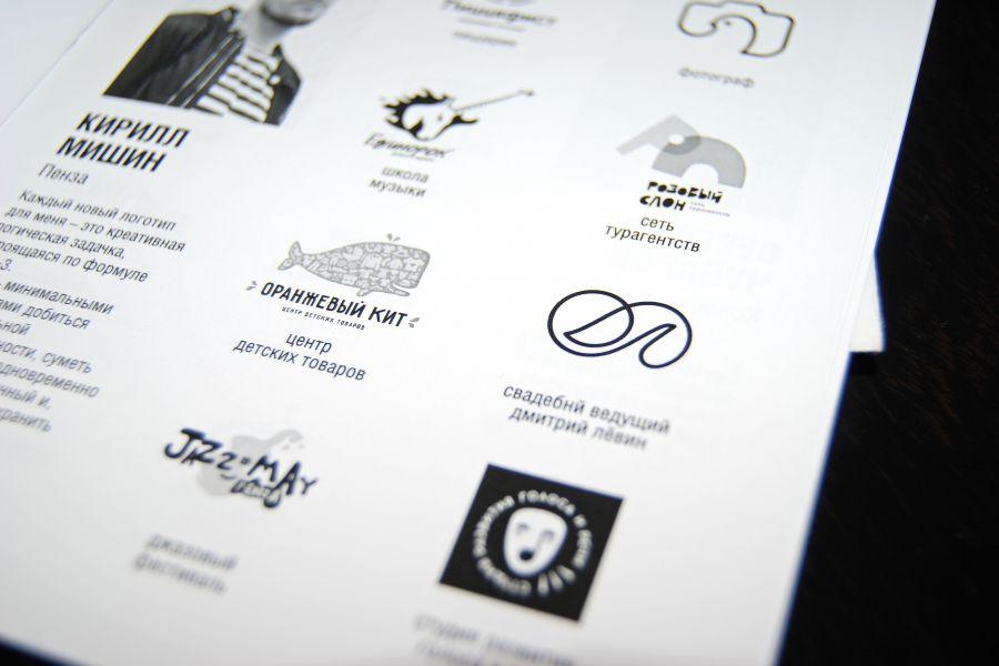 Логотипы фестивального уровня 15 000 руб. 3 дня.