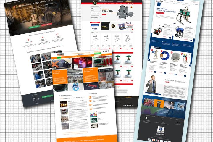 Веб аналитика, оптимизация и продвижение, контекстная реклама - 973722