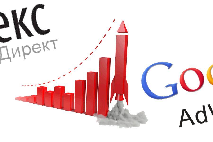 Аудит кампаний Яндекс Директ и Google AdWords — за отзыв 0 руб. за 1 день.