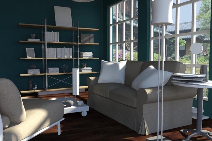 Дизайн проект интерьера дома(квартиры) - 980223