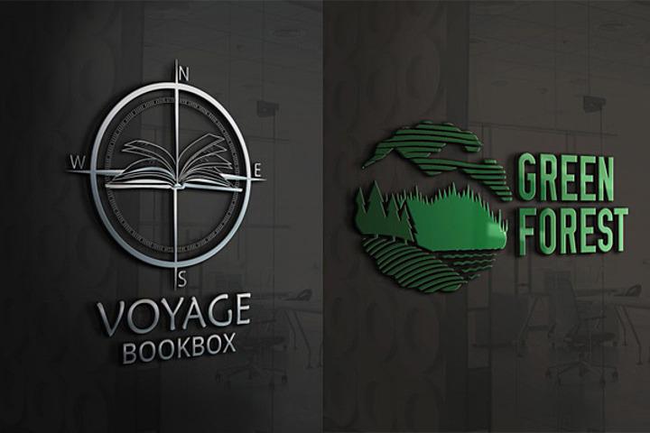 Логотип: оригинальность и качество - 985694