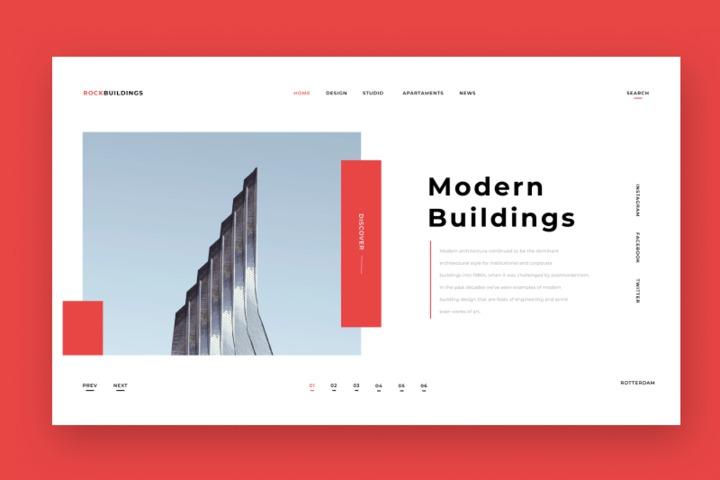 Современный дизайн для Вашего сайта - 989372
