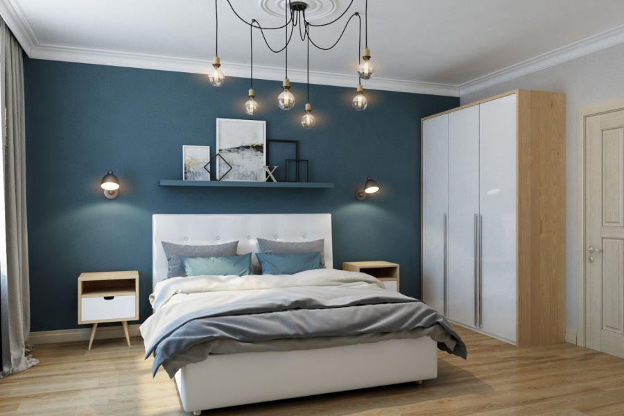 Дизайн квартиры в скандинавском стиле 2 500 руб. 20 дней.