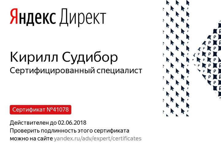 Гарантированно приведу Вам новых клиентов с помощью Яндекс Директа - 994686