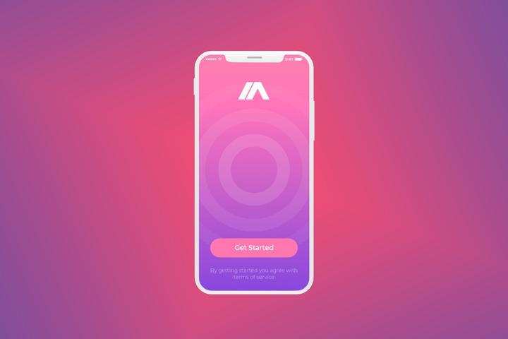 Дизайн мобильного приложения - 997653