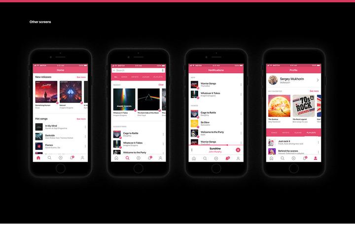 UX/UI мобильного приложения - 998322
