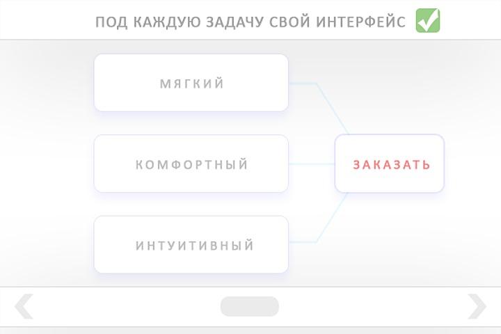 Интерфейсы под любые задачи UI - 999215