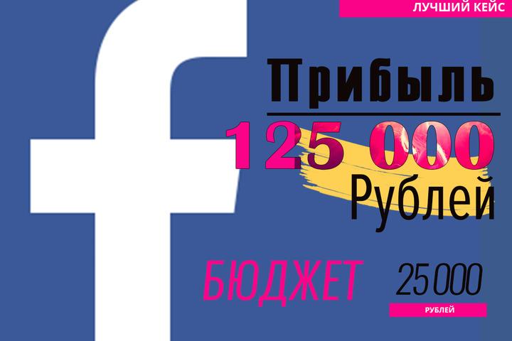 Настройка таргетированной рекламы в Фейсбук и Инстаграм - 999399