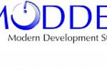Логотип Moddes