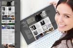 Дизайн сайта компании Абрис Дизайн