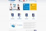 дизайн сайта программа сдача эл. отчетности СБиС++