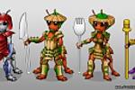 персонажи-муравьи