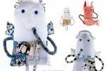 Фотосъёмка дизайнерских игрушек.