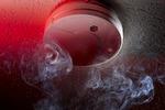 Описание принципа работы оптического детектора дыма (EN-RU)