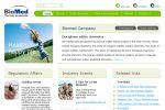 Сайт компании BioMed