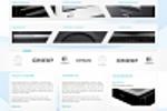 Дизайн сайта HFXStore