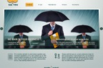 Веб-дизайн для консалтинг-агентства