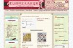 funnypaper.ru Создание магазина на базе webasyst