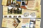 Буклет «Деревянные дома». 40 страниц.