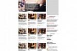 Шаблон «ParisClub» для WordPress