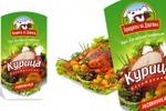 Дизайн упаковки курицы