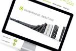 """Дизайн сайта для немецкой компании """"BauPartner"""""""