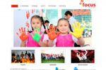 Сайт-визитка креативного агентства