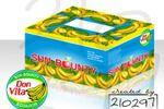 Дизайн упаковки бананов