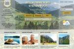 Веб-дизайн для портала туристических услуг
