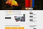 Веб-дизайн для инновационной лампы