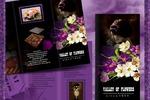 Буклет для цветочного салона