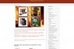 Сайт магазина печей и каминов