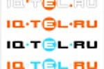 Веб-логотип «IQ TEL.RU»