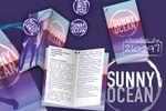 Логотип, упаковка и обвес для купальников Sunny Ocean