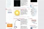 Постоянные статьи для светотехнического портала