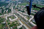 взлетно-полетное мотодельтаплановое