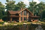 3д моделирование деревянных домов