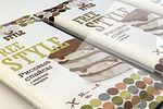 Дизайн упаковки и логотипа рисовых слайсов «Free Style»