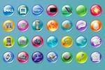 """Иконки предметов для игры """"Dell эволюция"""""""