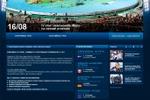 "Сайт заказа спортивных туров для ""UTS Travel"""