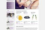 Интернет-магазин дизайнерских украшений