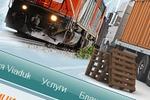 Дизайн сайта для транспортной компании Viaduk