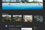 Новый сайт для архитектурной студии